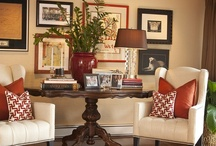 DESIGN|Living Room Spaces / by Debra Magrone