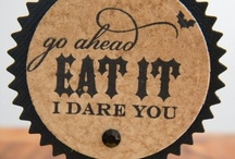 Halloween: Food & Party Ideas / Party food, games, invitations, tablescapes, theme ideas / by Adalune