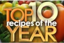 Top 10 / Your favorites all in one place! / by Rachael Ray Show