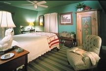 Best Inns & B&Bs / Nothing beats the charm and comfort of a bed and breakfast. Here are some of our favorites.  / by ShermansTravel