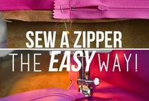 Sewing Tips / Good tips for beginners to experts / by Susan Davis