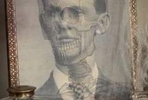 Halloween Party: Vintage Ghost Hunt / by Adalune