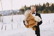 Winter Wedding Photography Inspiration / It's never too early to start planning your winter wonderland wedding.   / by The Garrison - Garrison, NY