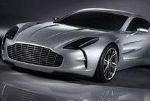 Carros Aston Martin / Aston Martin / by Carlos Manzoli