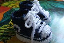 Crochet - Baby & Kid Stuff / by Janae David