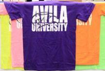 Avila Spirit Wear / Rock your wardrobe with Avila gear! / by Avila University
