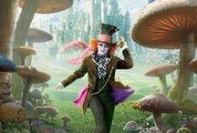 Tim Burton's world / Hommage à un réalisateur génial, fantaisiste, dont je suis une fan absolue  / by Pauline MAZIN