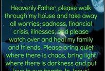 Prayers / by Jonesy