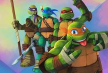 TMNT / by Krista Howell