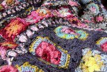 Crochet and woolly stuff. / All things wool. / by Lindell van der Walt