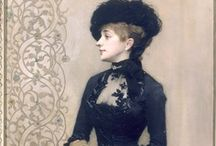 Victorian/Edwardian Clothes / This board focuses on fashion from the 1870s to the 1910s - early Victorian to Early Edwardian. / by Crystal Sloan