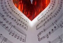 Songs in my heart / by Denise Gares