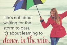 Inspiration & Motivation / Lift your spirits with these inspirational sayings. / by Health Monitor
