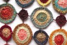 Hekel / crochet / by Hannalie Wium