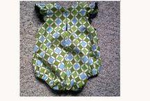 Carly Bubble romper / by scientific seamstress