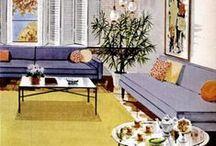 Mid Century Home Decor / by Tamar Heller