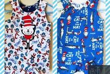 reversible romper pattern / by scientific seamstress