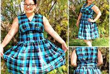 Jenny Dress / by scientific seamstress