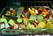Healthier recipes / by Myra Bybee