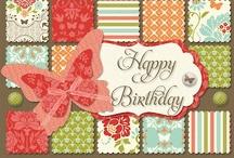 Card ideas - Happy Birthday / by Sandra Chin