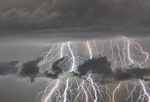Lightning & Tornados / Weather. Sky. Storms. / by Kristal Pardo