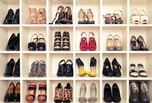 Home: Closets (Shoe/Clothing) / by Norelis Duran