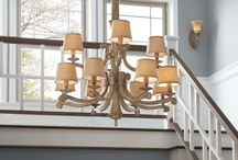 Foyer, Entryway, Hallway Lighting / The right hallway or entryway lighting is important to establish a sense of style and warmth.  Flip through this board to get different hallway lighting ideas and inspirations. / by Littman Bros Lighting