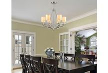 Dining Room Lighting / by Littman Bros Lighting