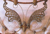 """Iron Bed Castings """"Chills"""" / by Antique Iron Beds by Cathouse Beds"""