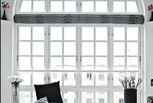 Windows / Great windows that not only let light in but allow for a great view. / by Antique Iron Beds by Cathouse Beds