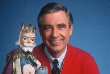 Mister Rogers / by Randy Johnson