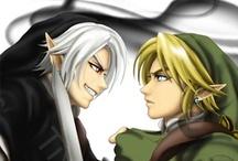 <( ̄︶ ̄)> The Legend of Zelda <( ̄︶ ̄)> / LOZ / by φ(・ω・♣)☆・゚:* Cherri φ(・ω・♣)☆・゚:*
