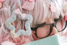 ♡。゚.(*♡´ω` 人´ω` ♡*)゚♡°・Lolita and Co. ~♡。゚.(*♡´ω` 人´ω` ♡*)゚♡°・ / Everything from Lolita to Decora, Visual Kei to Kogal. Purses to shoes to wigs. Japanese street fashion! Male clothing will be this board as well. / by φ(・ω・♣)☆・゚:* Cherri φ(・ω・♣)☆・゚:*