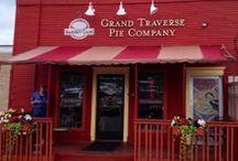 Our Pie Shops / Grand Traverse Pie Company pie shops. / by Grand Traverse Pie Company