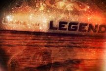 The Legend Board / by Ariana Lindsey Duggen