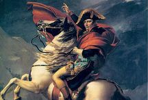 Napoleon Bonaparte  / by Anthony Lamenia