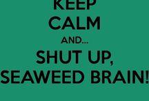 Keep calm / by Ariana Lindsey Duggen