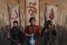 Wheel of Time / I devoted almost a decade to this series...I'm not sure what to do now that its over.  / by Jessica Rymer