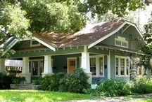 Bungalow Love / Who can resist the charm and curb appeal of a Bungalow? / by Magda Duhon
