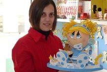 EVA bonecas / todos os moldes foram encontrados na net. / by katheryne correa