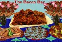 Mmmm....Bacon !!  :}..... / All things Bacon...cause everything is better with bacon !  / by Jana Nelson