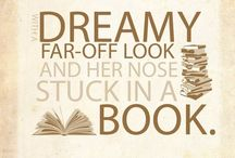 Bookish :) / Books, authors and quotes that I love! / by Carolann Hall