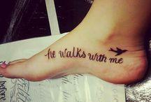 Tattoos / by Desirae Gable