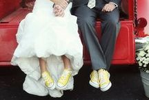 Cool Wedding... Someday... / Wedding ideas that I adore and hope to use one day... / by Stacy Thibert