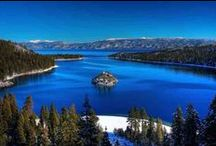 Beautiful Tahoe <3 / by Suzy Smith