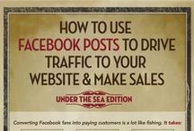 Great Facebook Marketing / by Mark Veyret