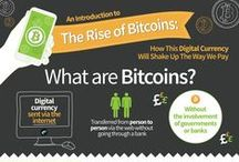 Digital Currencies + Bitcoins / by Mark Veyret
