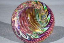 Crystal, Cut Glass & Paperweights / by Myrlene Klein-Finch