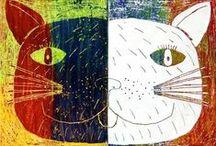 Art Techniques / Art techniques for kids  / by Scribble Kids