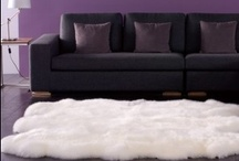 Sheepskin Rug / by Home Decor International